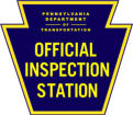 PA State Inspection Logo